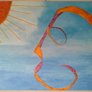 Inspire ! ©2015 89×116 cm