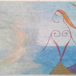 Océan III ©2015 73×100 cm